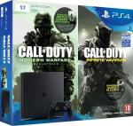 Sony PlayStation 4 Slim D Chassis 1TB & Call of Duty Infinite Warfare Legacy Edition (PS4)