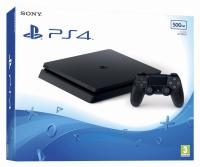 Sony PlayStation 4 Slim D Chassis 500GB Black (PS4)