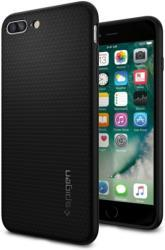 SPIGEN LIQUID AIR ARMOR BACK COVER CASE FOR APPLE IPHONE 7 PLUS /8 PLUS BLACK