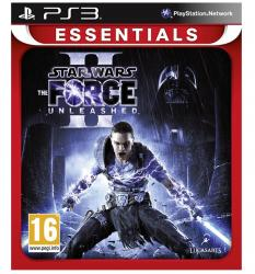 Star Wars The Force Unleashed II Essentials (PS3)