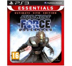 Star Wars The Force Unleashed Ultimate Sith Edition Essentials (PS3)