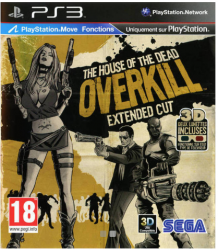 The House of the Dead: Overkill Extended Cut (PS3)