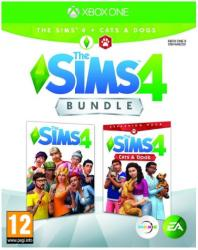 The Sims 4 & Cats and Dogs Bundle (XBOX One)