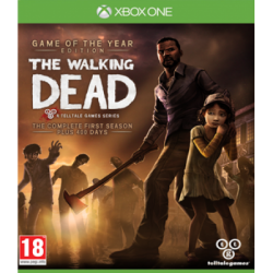 The Walking Dead: A Telltale Games Series The Complete First Season Game of The Year (XBOX One)