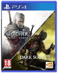 The Witcher 3 Wild Hunt & Dark Souls III Double Pack (PS4)