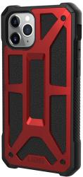 UAG URBAN ARMOR GEAR MONARCH BACK COVER CASE FOR IPHONE 11 PRO RED