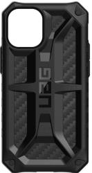 UAG URBAN ARMOR GEAR MONARCH BACK COVER CASE FOR IPHONE 12 MINI CARBON FIBER
