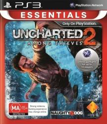 Uncharted 2 Among Thieves Essentials (PS3)