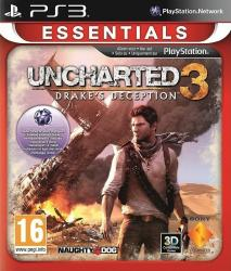 Uncharted 3 Drake`s Deception Essentials (PS3)
