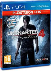 Uncharted 4 A Thief`s End PlayStation Hits (PS4)