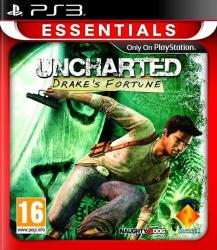 Uncharted Drake`s Fortune Essentials (PS3)