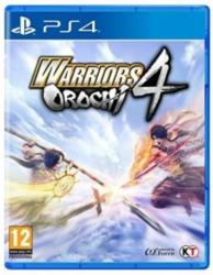 Warriors Orochi 4 (PS4)