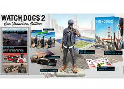 Watch Dogs 2 Collector`s Edition (XBOX One)