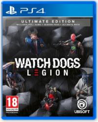 Watch Dogs Legion Ultimate Edition (PS4)