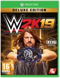 WWE 2K19 Deluxe Edition (XBOX One)